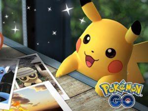 Nové pokémon hry, aplikace a služby