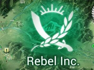 Hry na mobil Rebel Inc.