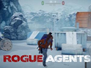 Android hra Rogue Agents ke stažení