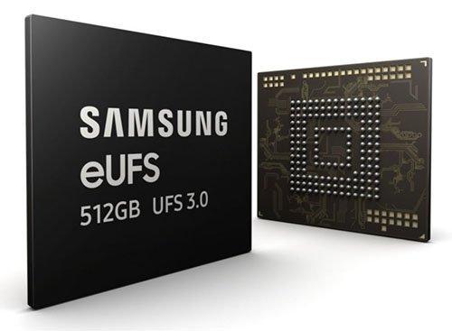 Samsung UFS 3.0