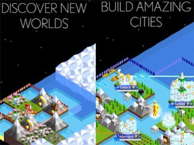 Strategická cross-platform hra Pelopia