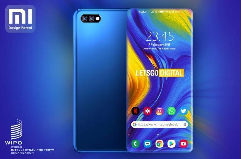Xiaomi chytrý telefon