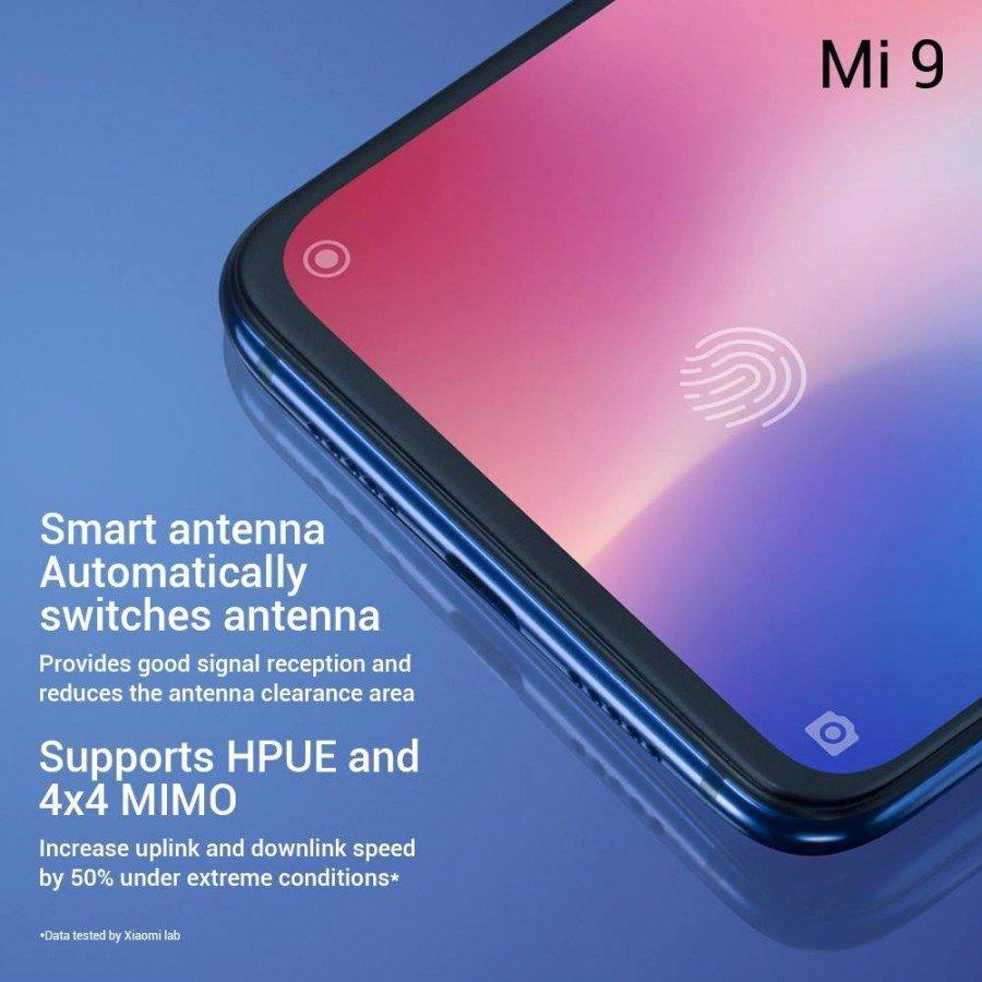 Xiaomi Mi 9 a vylepšená GPS