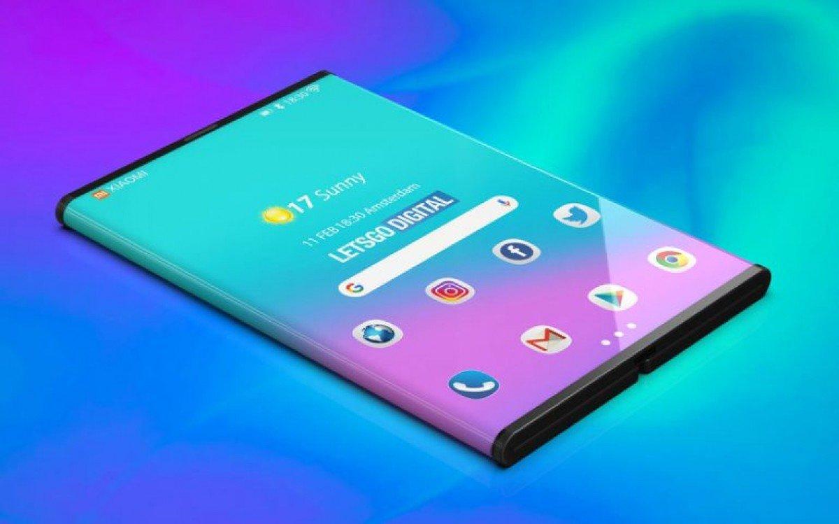 Ohebný telefon Xiaomi