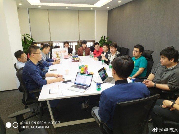 Tým Xiaomi Redmi