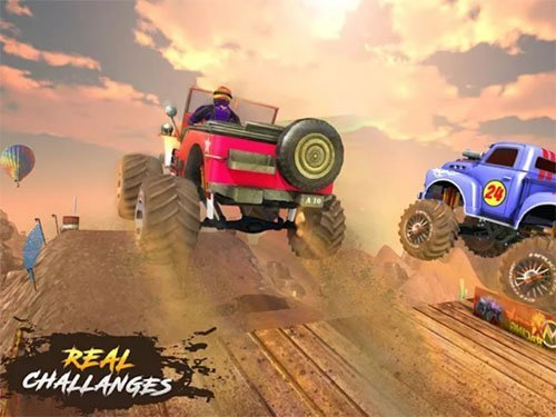 Xtreme MMX Monster Truck