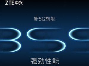 ZTE 5G telefon na MWC 2019