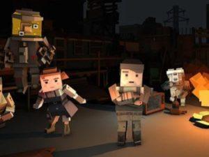 Akční android hra Gunslinger: Zombie Survival
