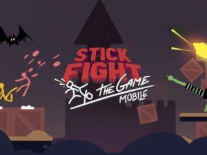 Android hra Stick Fight: The Game ke stažení