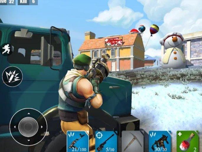 Battle destruction android hra ke stažení