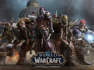World of Warcraft na DirectX12