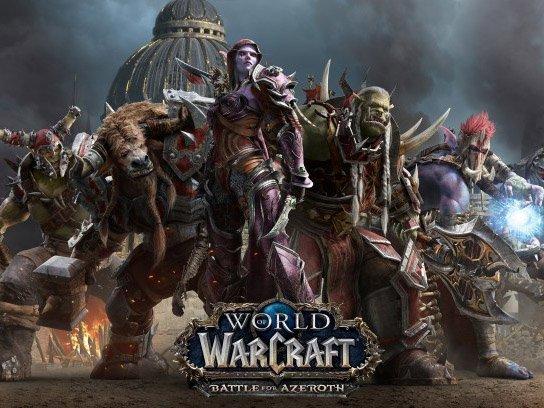World of Warcraft na DirectX12