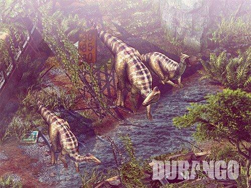 Android MMORPG hra Durango