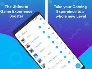 Aplikace Gaming mode