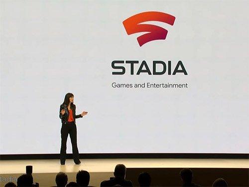 Herní platforma Stadia