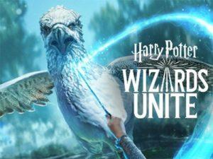 Hra Harry Potter: Wizards Unite