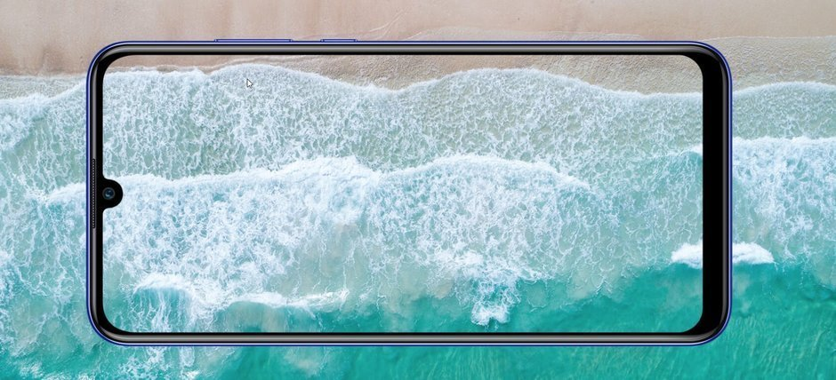 Design telefonu Huawei
