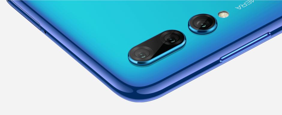 Zadní fotoaparát Huawei