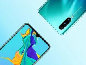 Masivní únik informací Huawei P30 a P30 Pro
