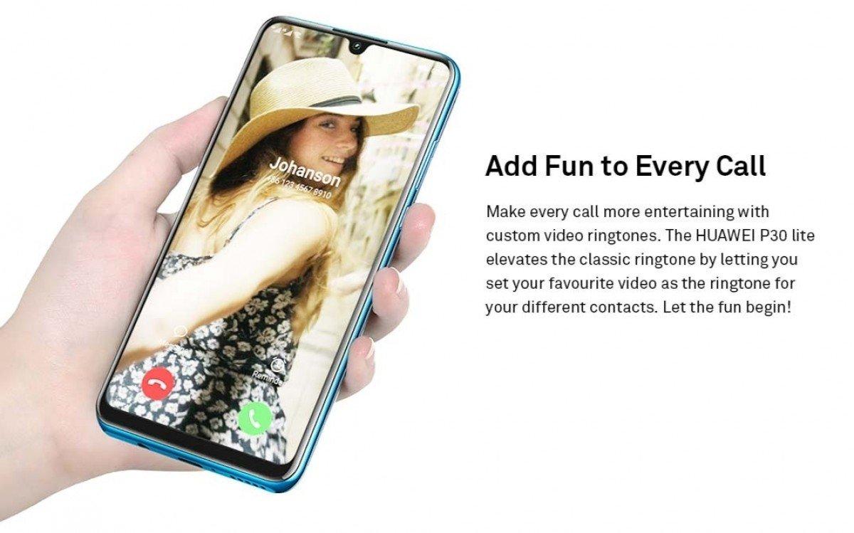 Huawei P30 Lite hry