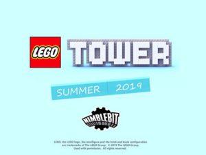 Registrujte si hru LEGO Tower a získejte upozornění jako první