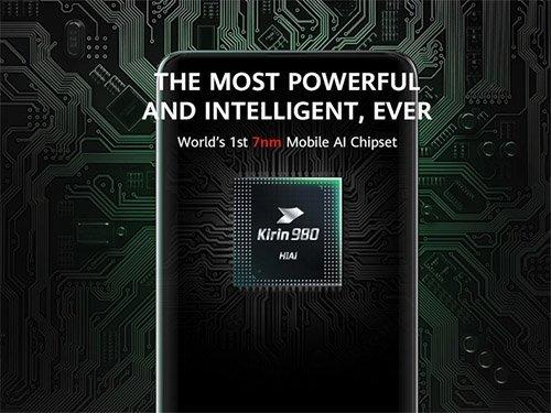 Nový inteligentní čip pro Mate 30
