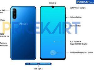 Fotografie Samsung Galaxy A60