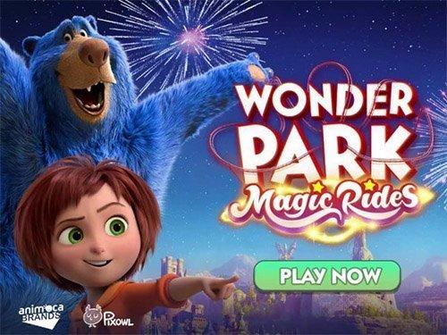 Android hra Wonder Park ke stažení na mobil