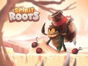 Android skákačka Spirit Roots