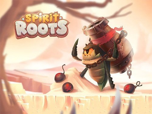 Android skákačka Spirit Roots