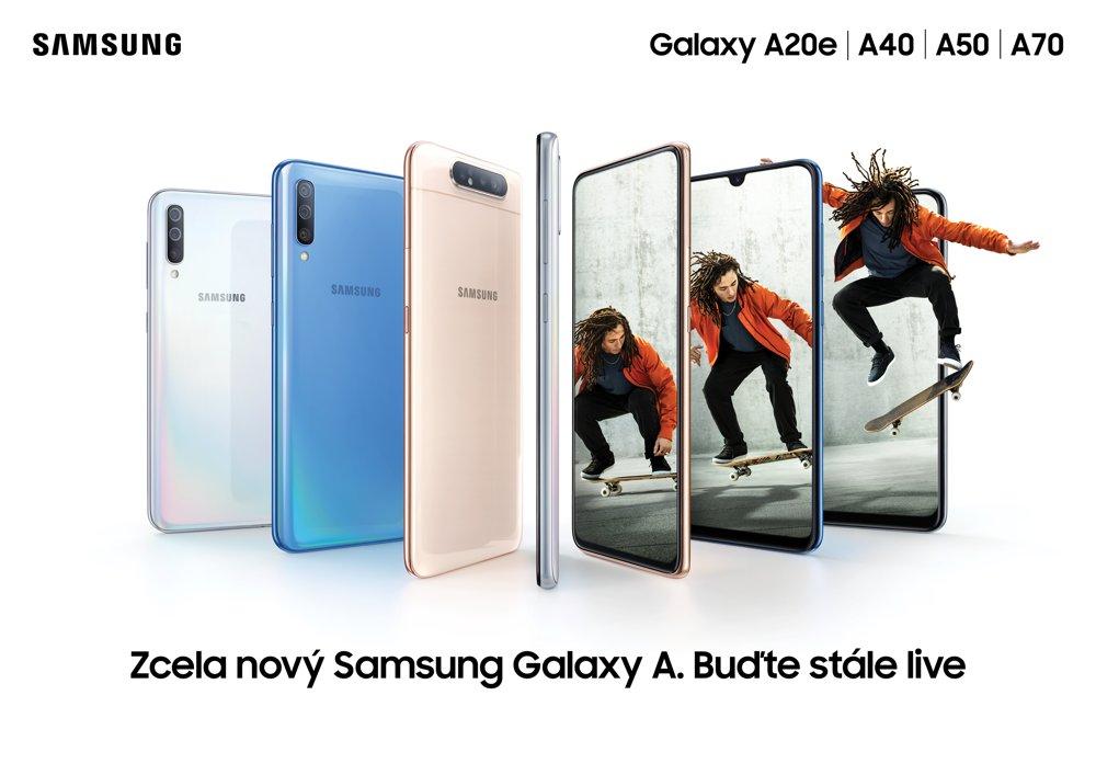 Samsung Galaxy A série