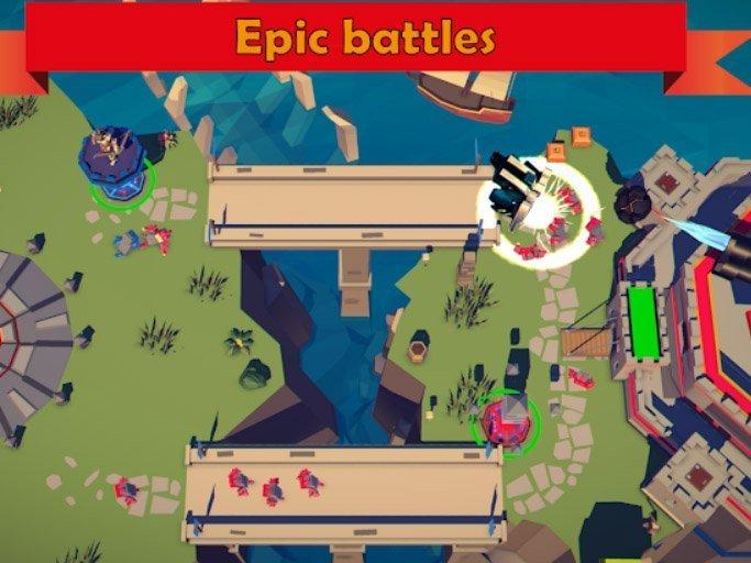 Android hra Achronya