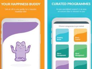Aplikace InnerHour - pro uklidnění