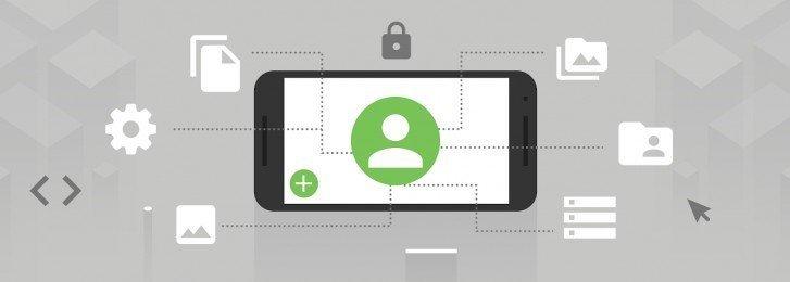 Bezpečné úložiště Android Q