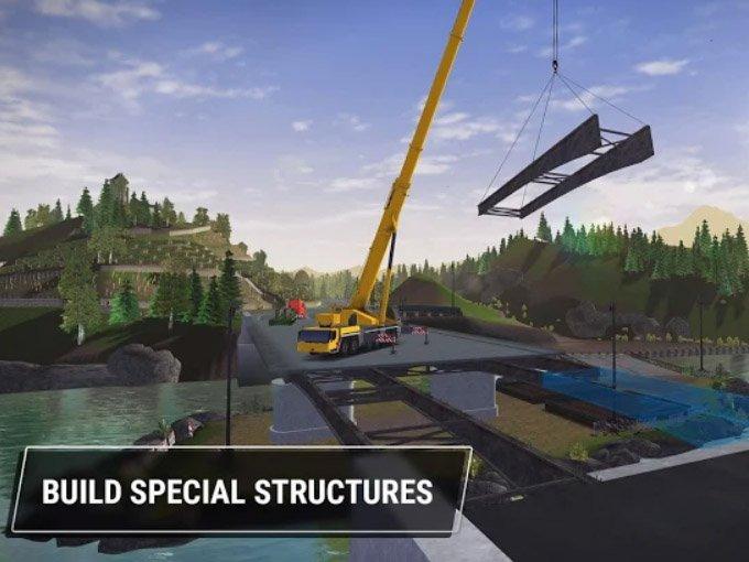 Hra Construction Simulator 3