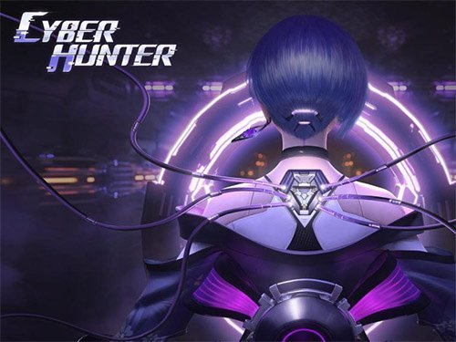 Android hra Cyber Hunter