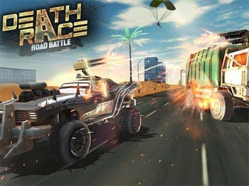 Závodní hra Death Race Road Battle