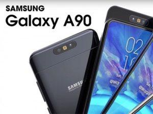 Samsung Galaxy A90 bude součásti nové série Galaxy R