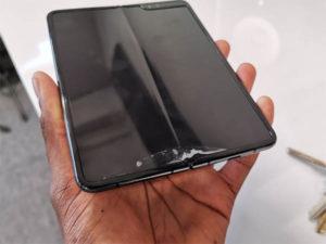 Samsung vyšetřuje problém displeje Galaxy Fold