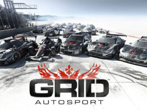 Android hra Grid Autosport