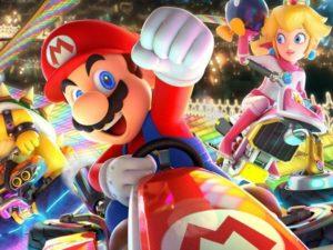Mario Kart Tour v uzavřené beta verzi