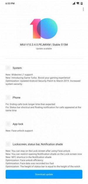 MIUI Xiaomi