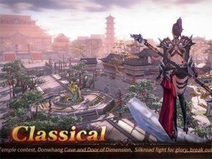MMORPG hra Silkroad Online