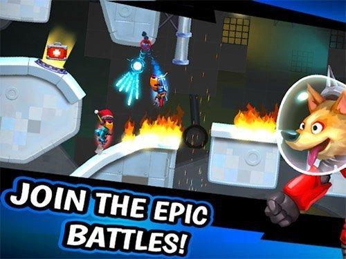 Android akční hra - Project Zero Deaths