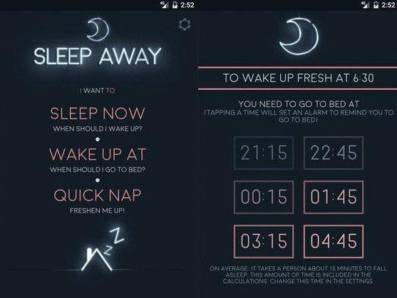 Sleep Away