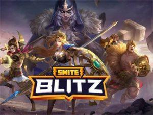RPG hra Smite Blitz