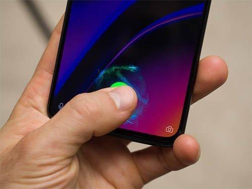 Xiaomi snímač otisků