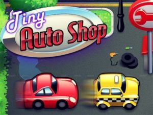 Android hra Tiny Auto Shop