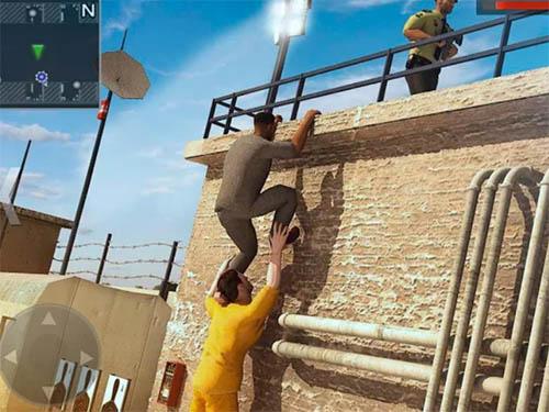 Android hra Prisoner Survive Mission
