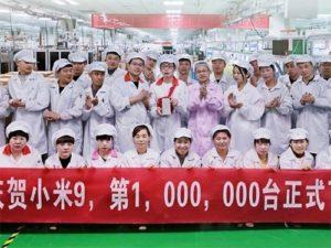 Xiaomi již prodalo na 9 miliónu Mi 9 telefonu